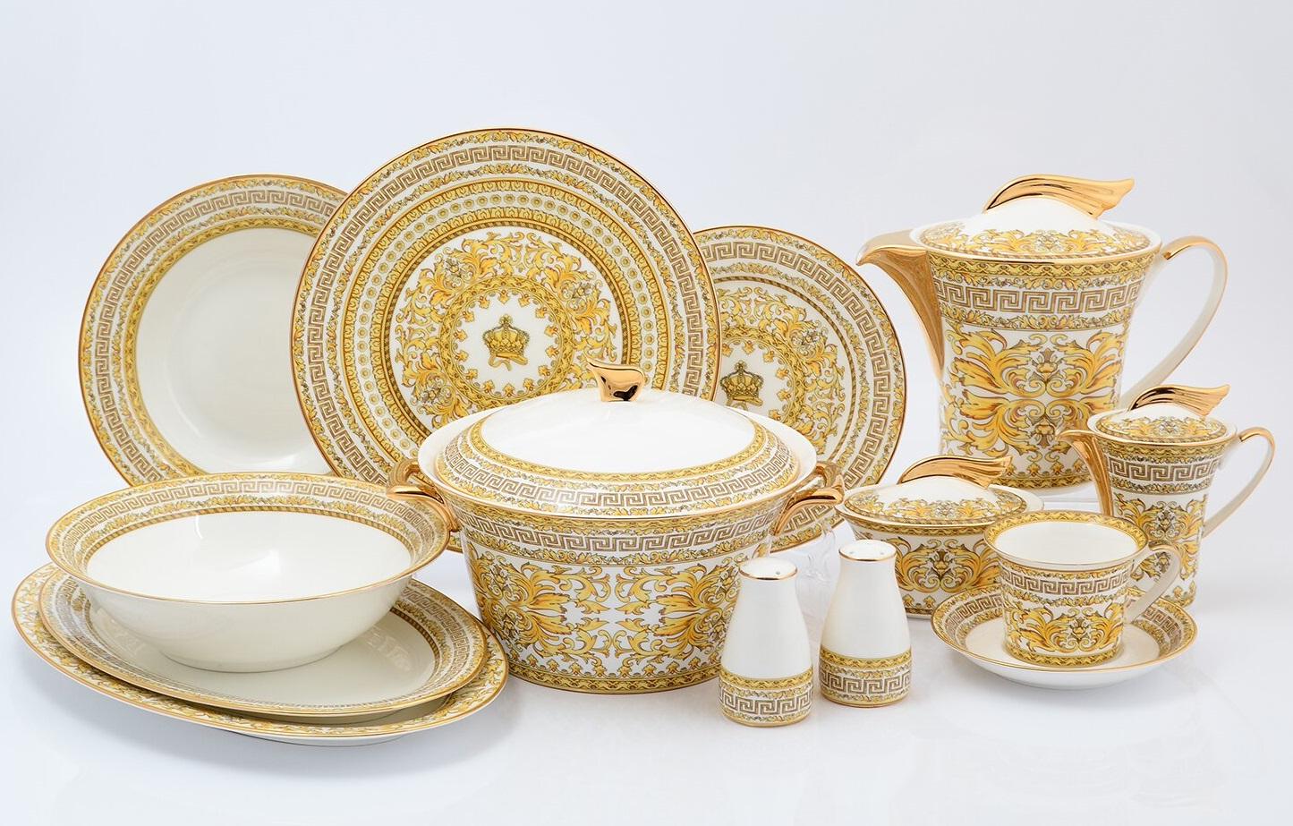 Столово-чайный сервиз от Royal Classics на 6 персон
