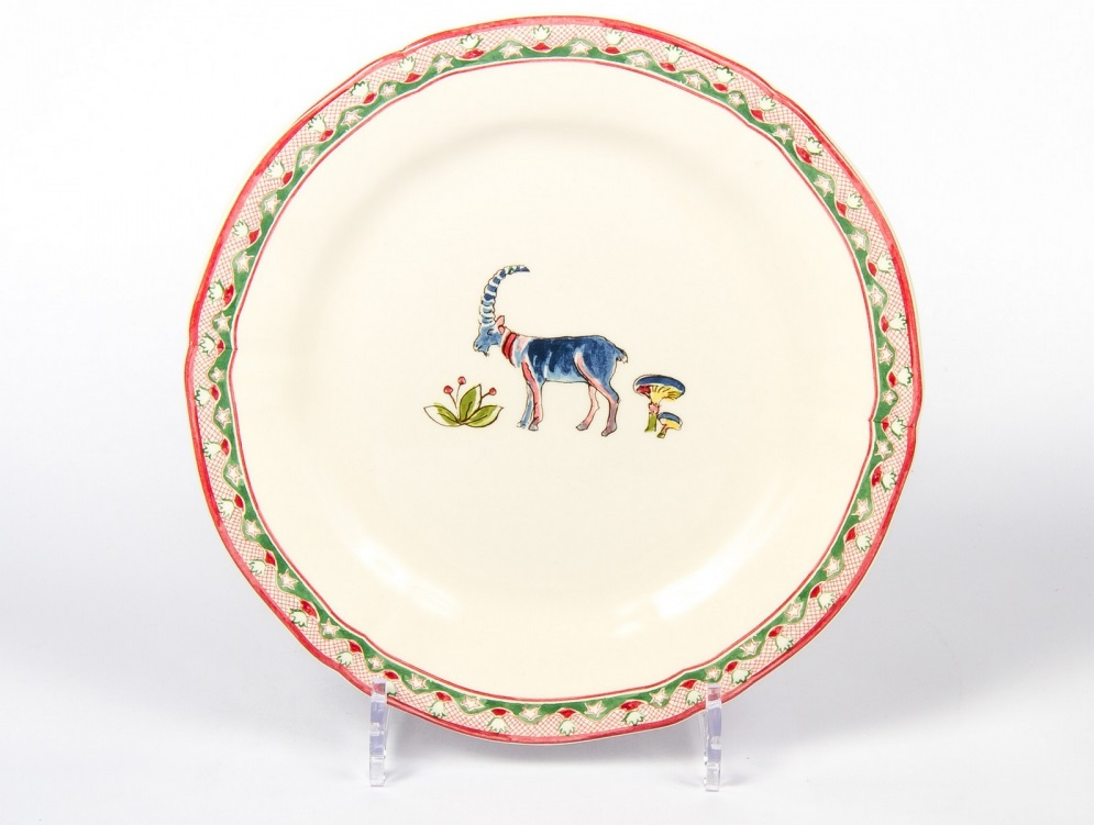 Тарелка десертная ВОЛШЕБНЫЙ САД от Gien