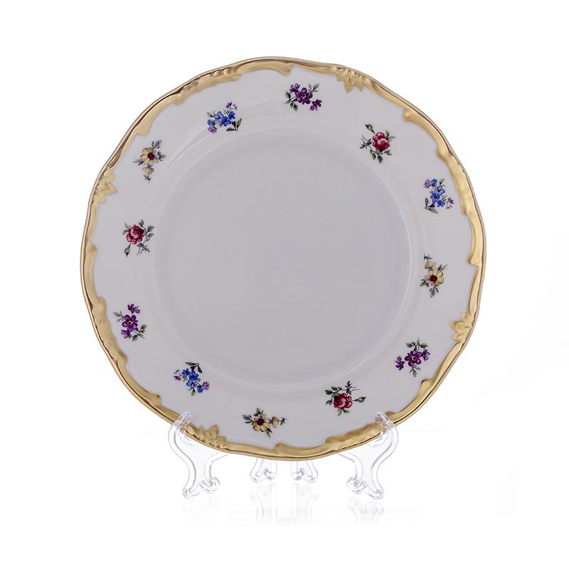 Набор тарелок МЕЙСЕНСКИЙ ЦВЕТОК от Weimar Porzellan