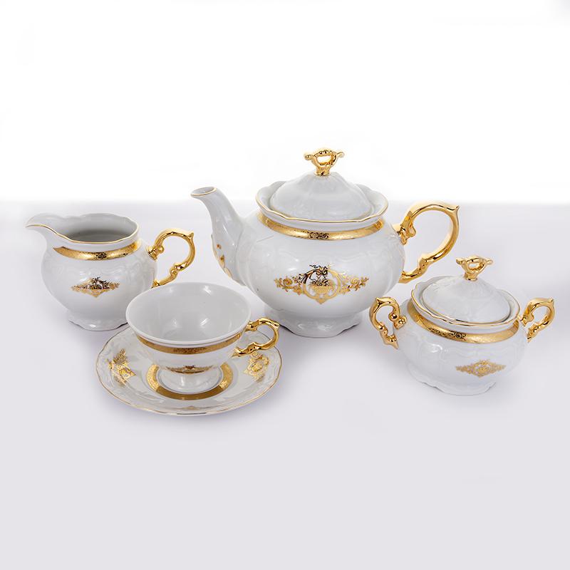 Сервиз чайный МАРИЯ-ЛУИЗА, декор 8801400, от Thun 1794 a.s.