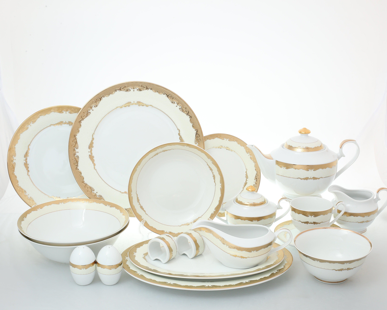 Столово-чайный сервиз ЖАСМИН от Royal Classics