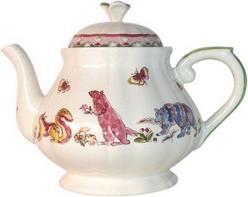 Чайник ВОЛШЕБНЫЙ САД от Gien