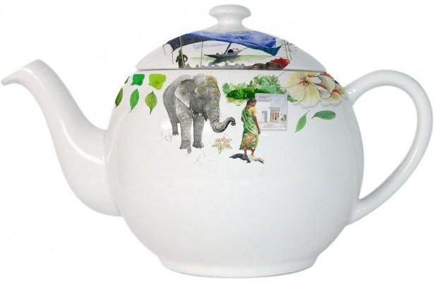 Чайник ИНДИЯ от Gien