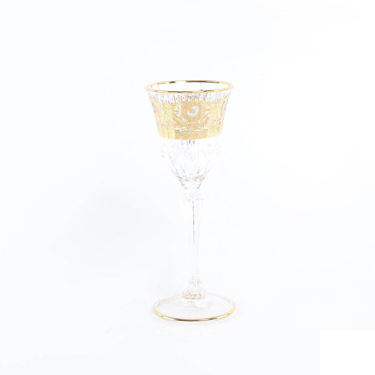 Набор рюмок для водки ADAGIO от TIMON, хрусталь, 6 шт.