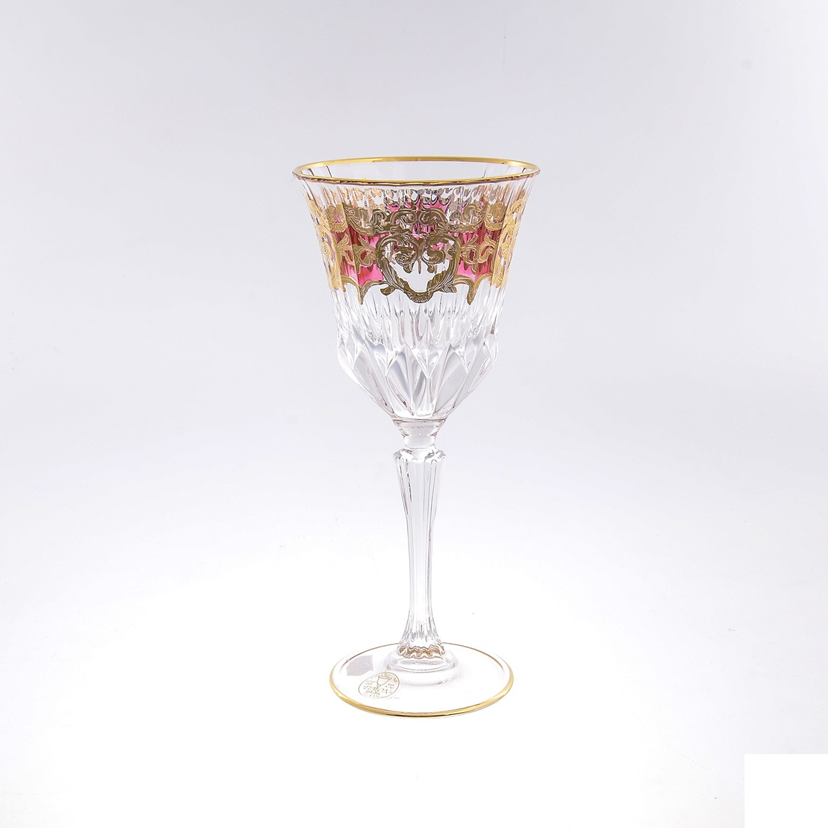 Набор хрустальных бокалов для вина TIMON, 6 шт.