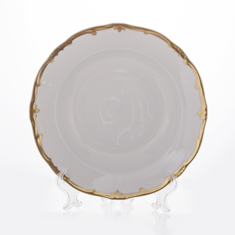 Набор глубоких тарелок 22 см ПРЕСТИЖ от Weimar Porzellan, фарфор, 6 шт.