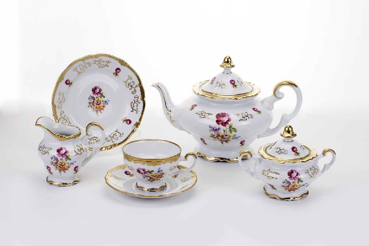 Чайный сервиз САНКТ-ПЕТЕРБУРГ 1145