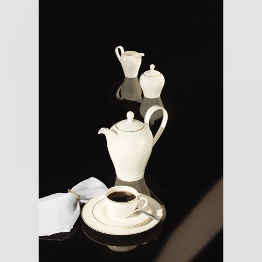 Чайный сервиз SAPHIR DIAMANT ORO от Tettau на 6 персон