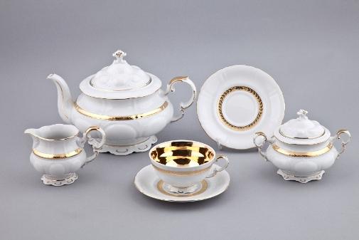 Чайный сервиз НАЦИОНАЛЬНЫЕ ТРАДИЦИИ (National Traditions) 1767