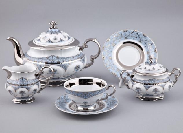 Чайный сервиз National Traditions 2065, серия ИРАН, от Rudolf Kampf