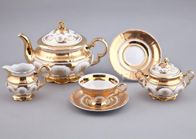 Чайный сервиз National Traditions 2045, серия ЕГИПЕТ, от Rudolf Kampf