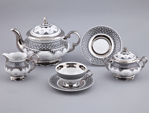 Чайный сервиз НАЦИОНАЛЬНЫЕ ТРАДИЦИИ (National Traditions) 2115, декор СИРИЯ