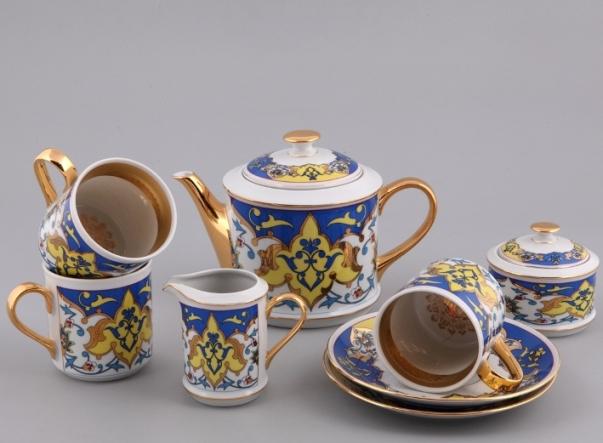 Чайный сервиз ХАБИБИ (Habibi) 2010 от Rudolf Kampf