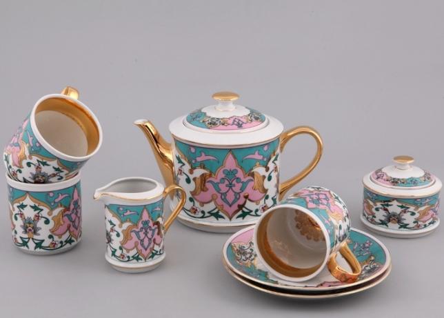 Чайный сервиз ХАБИБИ (Habibi) 2009 от Rudolf Kampf