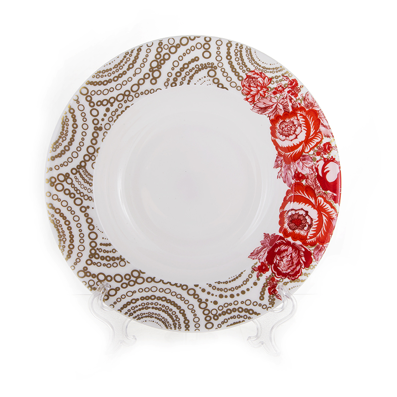 Набор глубоких тарелок ГОЛДЕН РОЗЕС