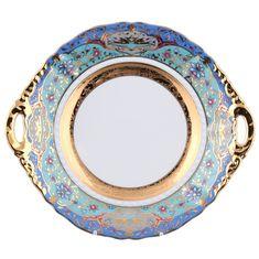 Тарелка для торта National Traditions 2025 ИЕРУСАЛИМ