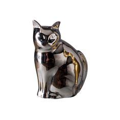 Фигурка сидящей кошки от Rudolf Kampf