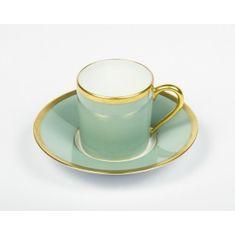 Подарочный кофейный набор РАДУГА от Haviland & C. Parlon из двух кофейных пар