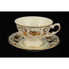 Набор чайных пар от Royal Czech Porcelain