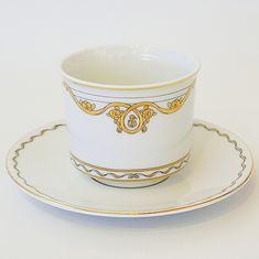 Набор из двух чайных пар РОЗА И ЛЕНТЫ (Rose&Ribbons)