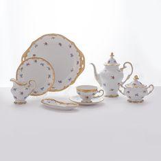Чайный сервиз МЕЙСЕНСКИЙ ЦВЕТОК от Weimar Porzellan