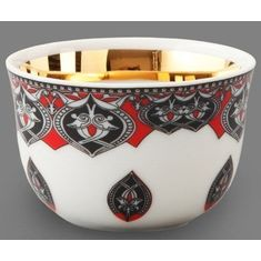 Чашка для арабского кофе НАЦИОНАЛЬНЫЕ ТРАДИЦИИ 2125, серия Саудовская Аравия