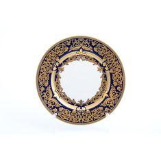 Набор тарелок NATALIA COBALT GOLD от Falkenporzellan