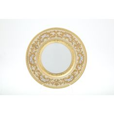 Тарелки ALENA 3D CREME GOLD CONSTANZA от Falkenporzellan