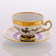 Чайная пара АННА АМАЛИЯ от Weimar Porzellan