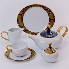 Чайный сервиз ТРЕВЕЛ от Weimar Porzellan на 6 персон