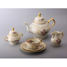 Чайный сервиз ДИПЛОМАТ от Rosenthal