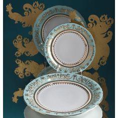 Тарелка десертная НАЦИОНАЛЬНЫЕ ТРАДИЦИИ (National Traditions) 238B от Rudolf Kampf