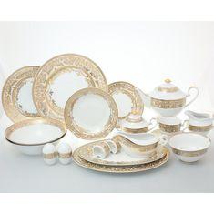 Столово-чайный сервиз НАТАЛЬЯ от Royal Classics