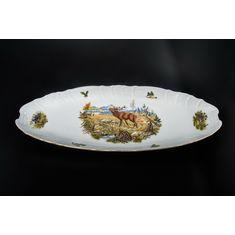 Блюдо для рыбы ОХОТА от Bernadotte