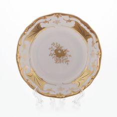 Набор тарелок КЛЕНОВЫЙ ЛИСТ БЕЛЫЙ от Weimar Porzellan