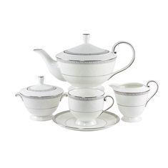 Чайный сервиз ЛУНА от Narumi на 6 персон