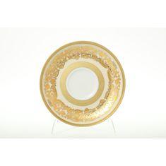Блюдца NATALIA CREME GOLD от Falkenporzellan