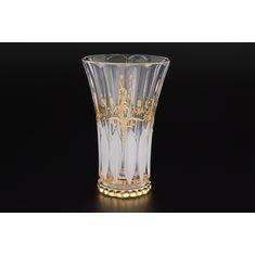 Набор стаканов для воды 380 мл WELLINGTON на 6 персон от Bohemia, богемское стекло