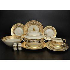 Сервиз столовый IMPERIAL CREME GOLD