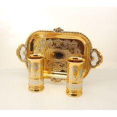 Подарочный водочный набор на 2 персоны от Zlatoust