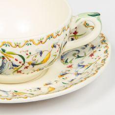 Чашка и блюдце ТОСКАНА от Gien