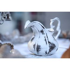 Молочник из керамики ФРАНЦУЗ от Evgeniya Kryukova