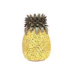 Ваза из фарфора в виде ананаса от ROOMERS
