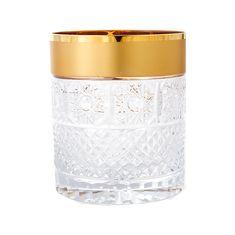 Набор хрустальных стаканов 250 мл ФЕЛИЦИЯ от Mclassic, 6 шт.