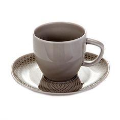 Набор кофейных фарфоровых пар от Rosenthal на 6 персон, 12 предметов