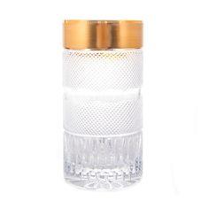 Набор стаканов 350 мл МОЗЕР 40013 от Mclassic, хрусталь, 6 шт.