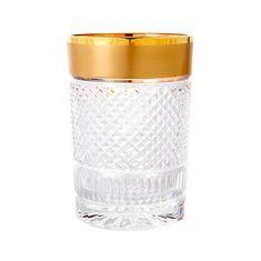 Набор стаканов 200 мл ФЕЛИЦИЯ 20260 от Mclassic, хрусталь, 6 шт.