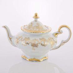 Чайник фарфоровый заварочный 1.2 л КАСТЭЛ от Weimar Porzellan