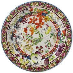 Тарелка для канапе БАГАТЕЛЬ от Gien