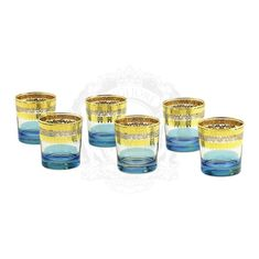 Набор хрустальных стаканов 300 мл ADRIATICA от Migliore